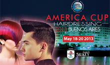 AMERICA CUP Hair Dessing Buenos Aires 2013